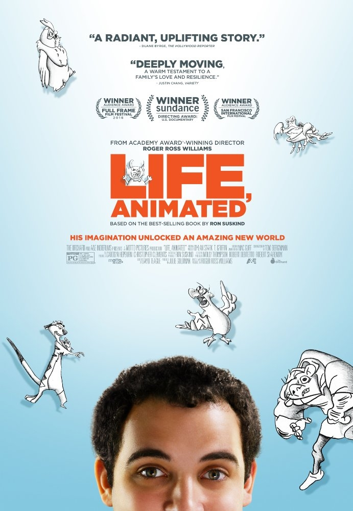 Life, Animated poster, © 2016 Periscoop