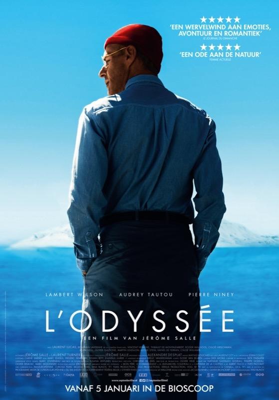 L'odyssée poster, © 2016 September