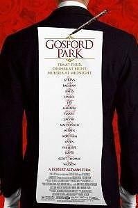 poster 'Gosford Park' © 2002 A-Film Distributie