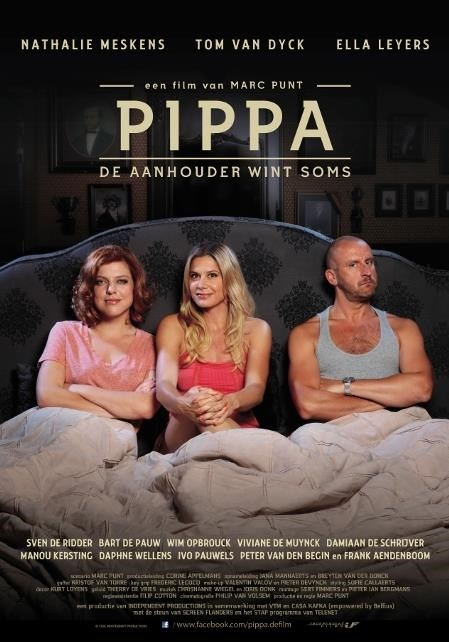 Pippa poster, copyright in handen van productiestudio en/of distributeur