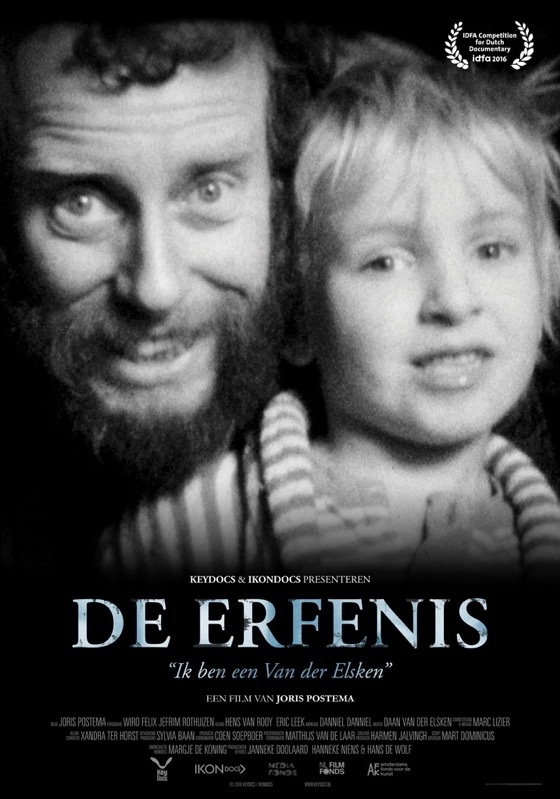 De Erfenis poster, © 2016 Amstelfilm