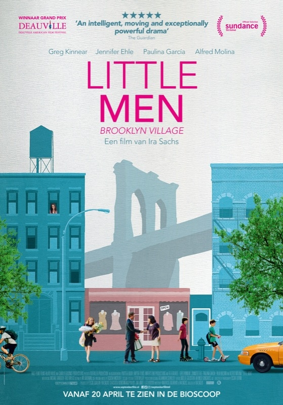 Little Men poster, © 2016 September