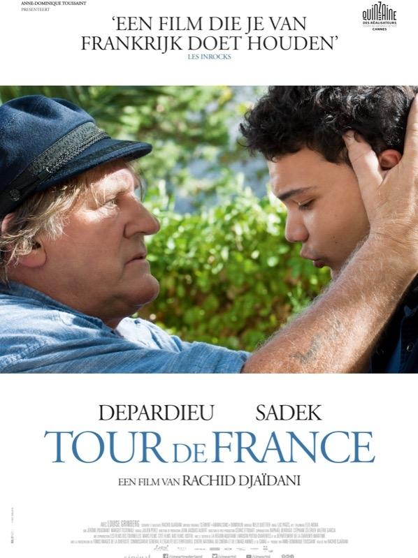 Tour de France poster, © 2016 Cinéart