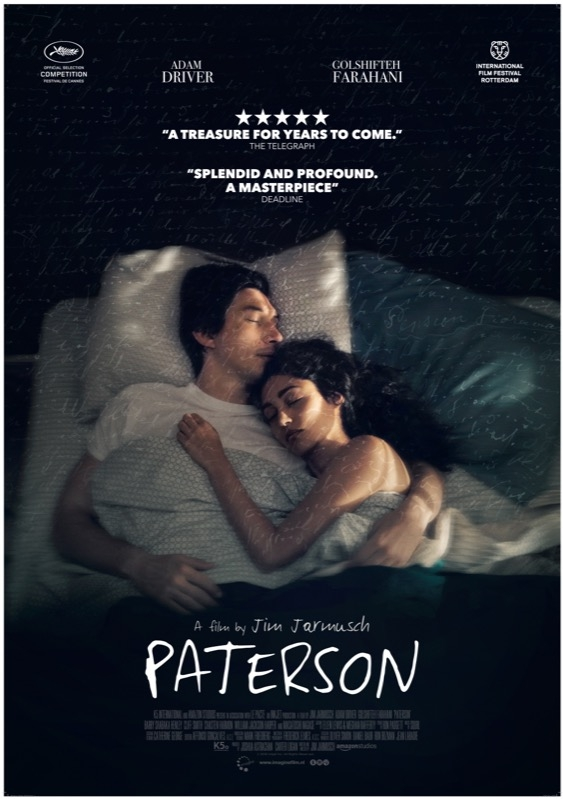 Paterson poster, © 2016 Imagine
