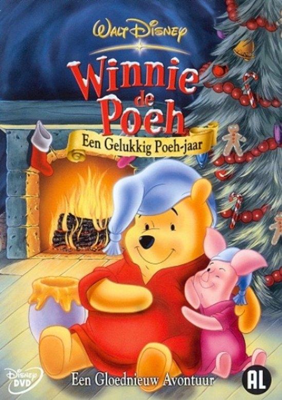 Winnie the Pooh: A Very Merry Pooh Year poster, copyright in handen van productiestudio en/of distributeur
