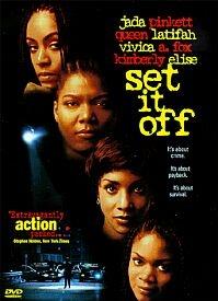 Poster 'Set it Off' © 1997 RCV Film Distribution
