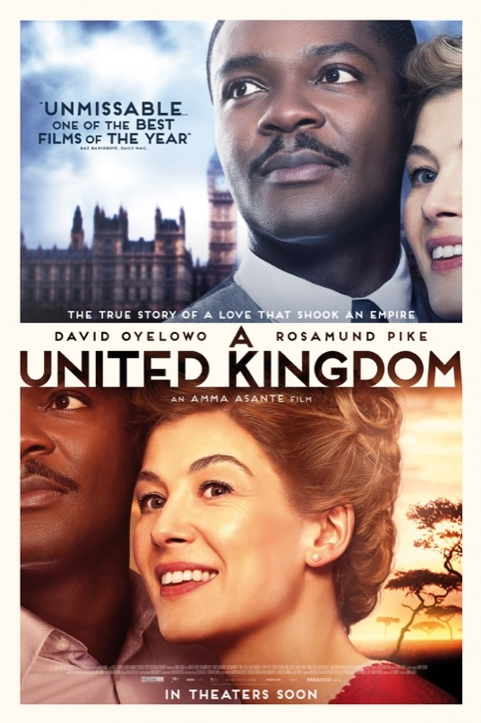 A United Kingdom poster, © 2016 Paradiso