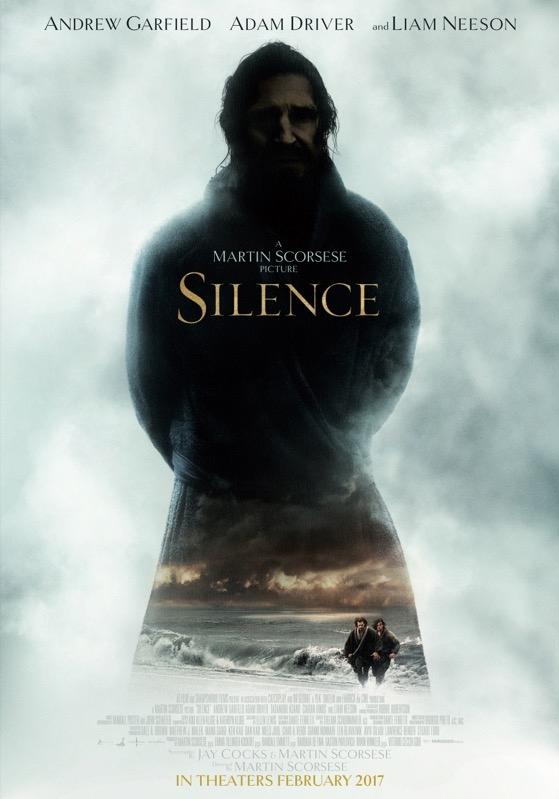 Silence poster, © 2016 Paradiso