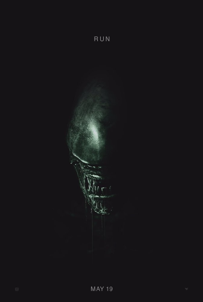 Alien: Covenant poster, © 2017 20th Century Fox