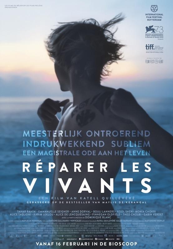 Réparer les vivants poster, © 2016 Cinéart