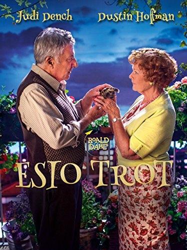 Roald Dahl's Esio Trot poster, copyright in handen van productiestudio en/of distributeur