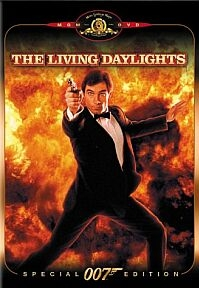 Poster 'The Living Daylights' (c) MGM 1987