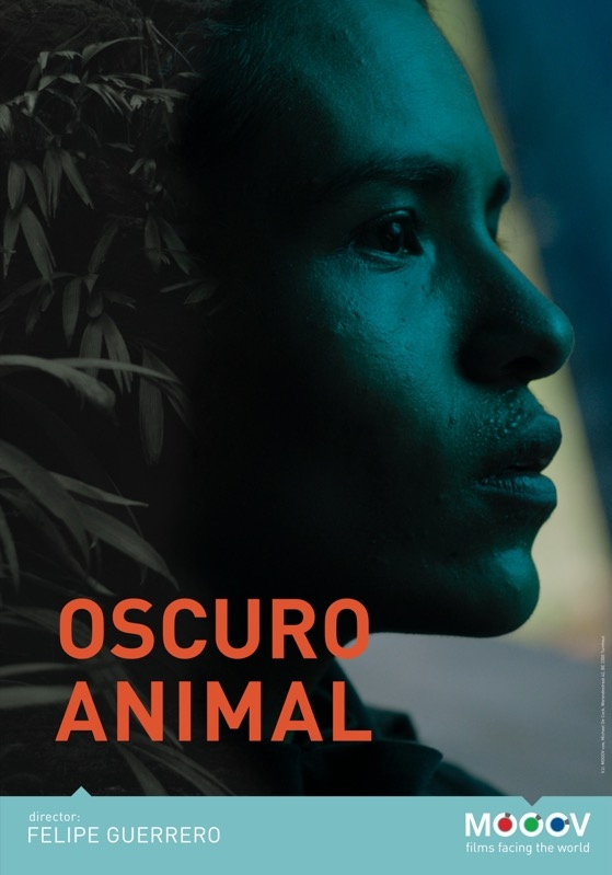 Oscuro animal poster, © 2016 MOOOV Film Distribution