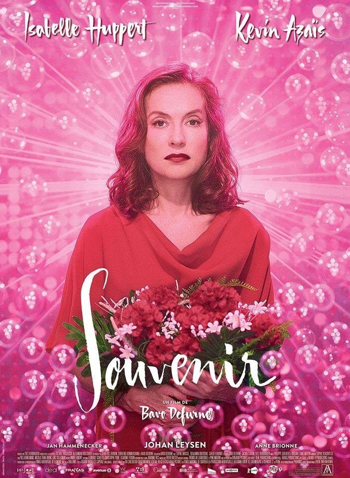 Souvenir poster, © 2016 Arti Film
