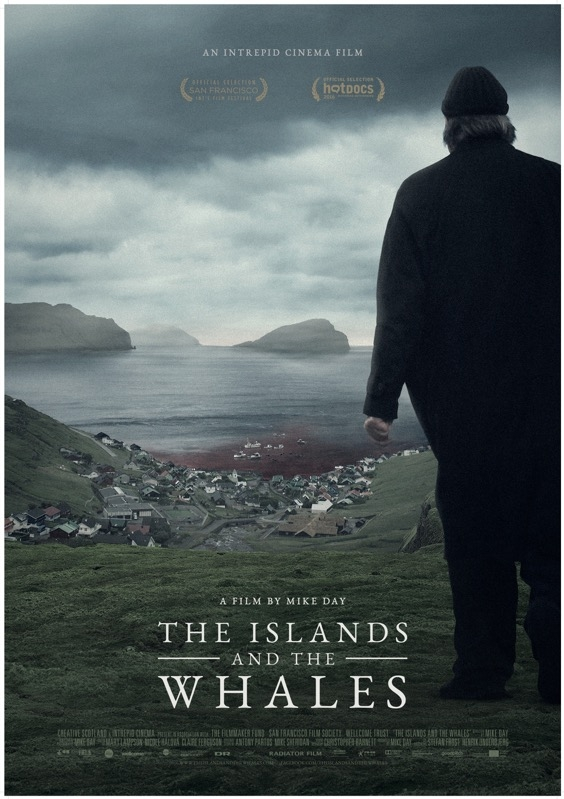 The Islands and the Whales poster, © 2016 Amstelfilm