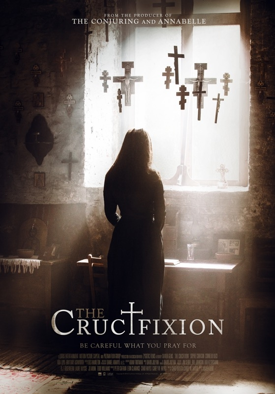 The Crucifixion poster, © 2016 Dutch FilmWorks
