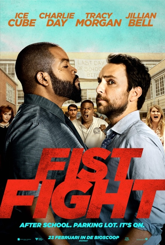 Fist Fight poster, © 2017 Warner Bros.