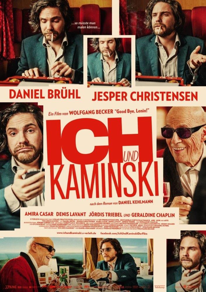 Ich und Kaminski poster, copyright in handen van productiestudio en/of distributeur