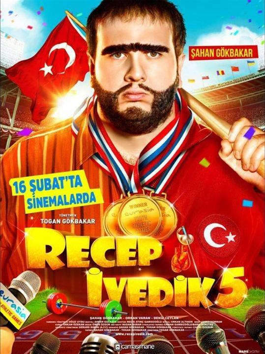 Recep Ivedik 5 poster, copyright in handen van productiestudio en/of distributeur