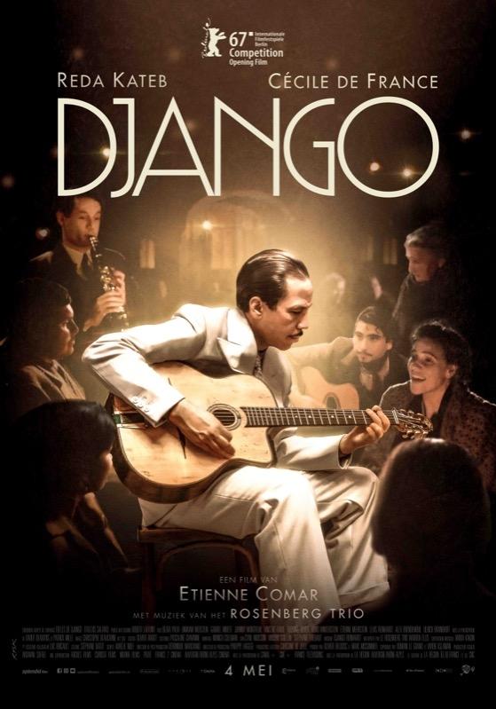 Django poster, © 2017 Splendid Film
