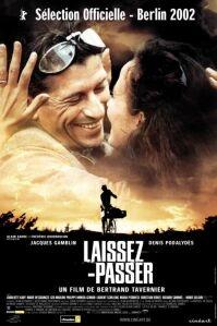 Poster 'Laissez-passer' © 2002 A-film Distribution