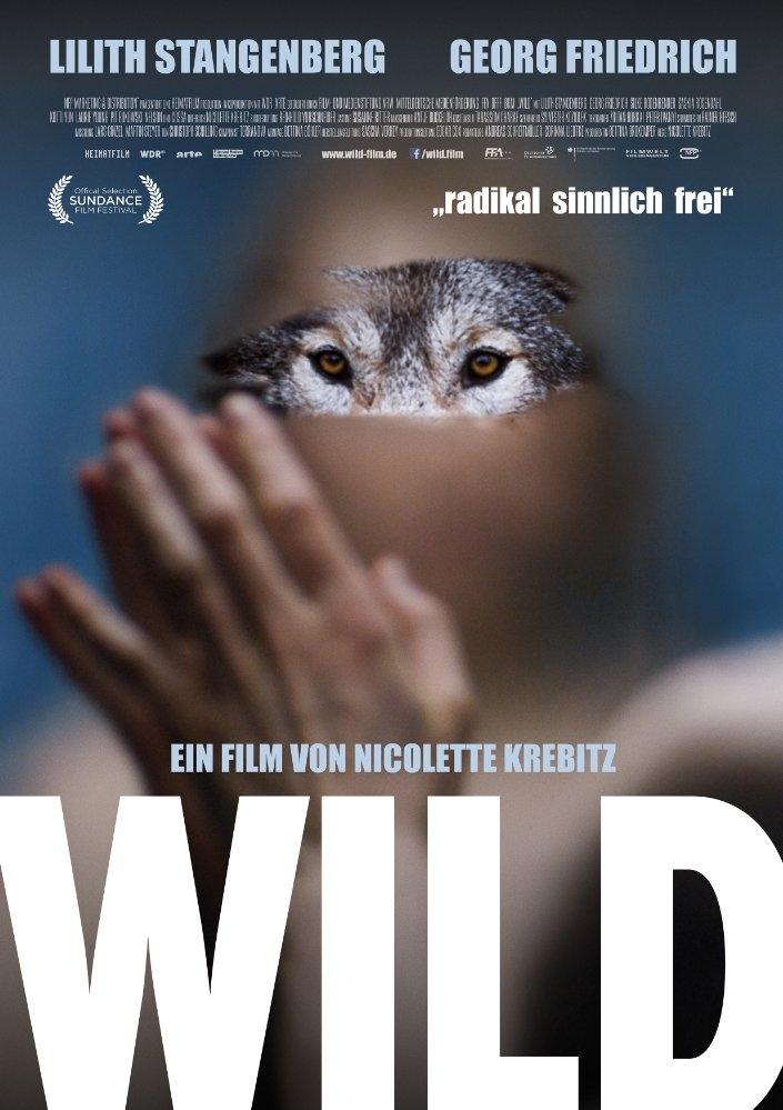 Wild poster, copyright in handen van productiestudio en/of distributeur