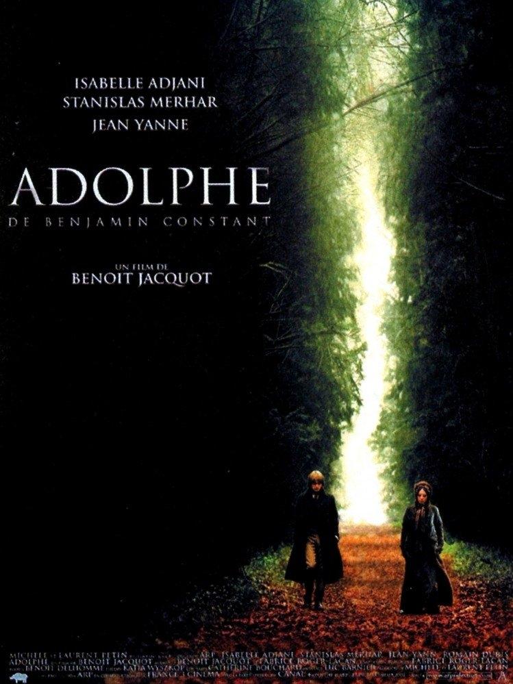 Adolphe poster, copyright in handen van productiestudio en/of distributeur