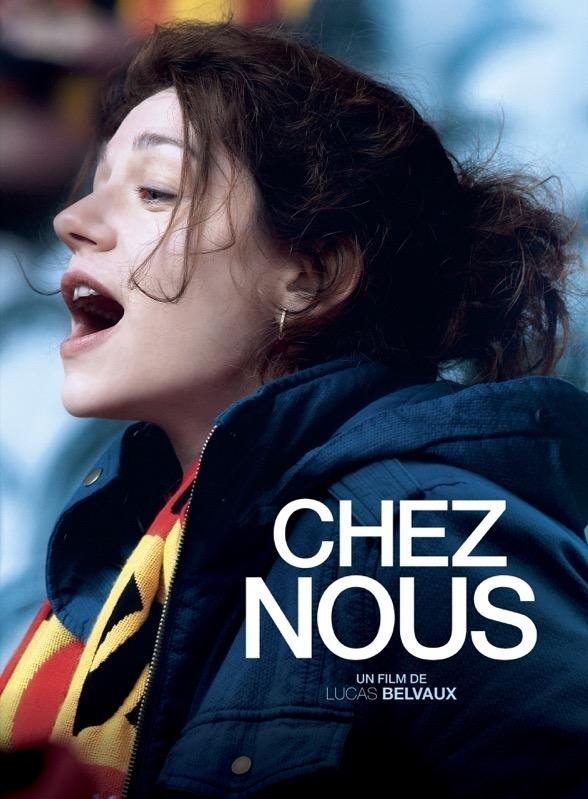 Chez nous poster, © 2017 Cinéart