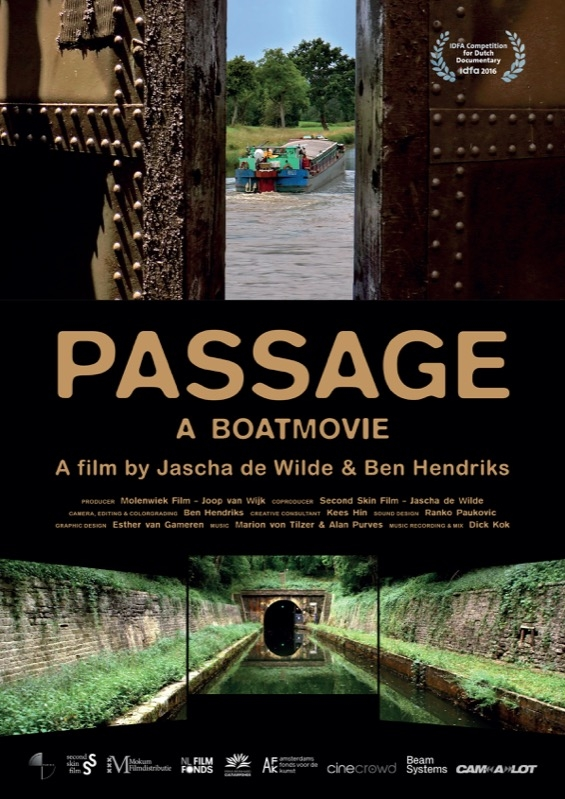 Passage poster, © 2016 Amstelfilm