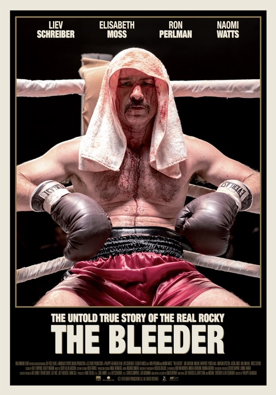 The Bleeder poster, © 2016 Dutch FilmWorks