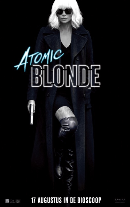 Atomic Blonde poster, © 2017 Universal Pictures International