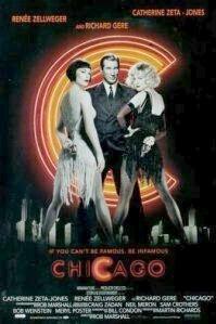 Poster 'Chicago' © 2003 RCV