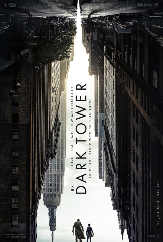 The Dark Tower poster, © 2017 Universal Pictures International