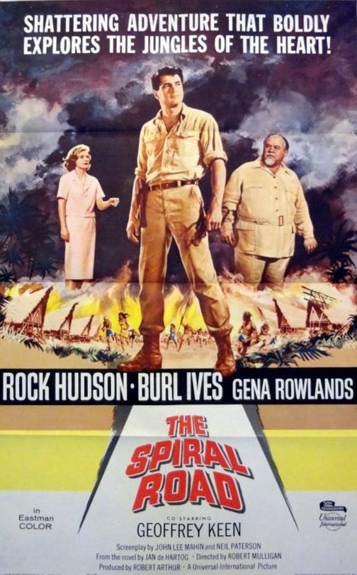 The Spiral Road poster, copyright in handen van productiestudio en/of distributeur