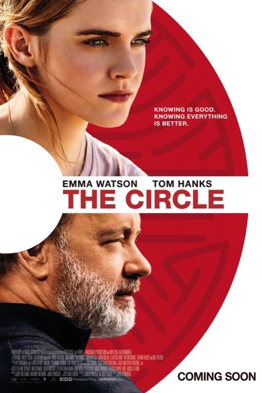 The Circle poster, © 2017 Paradiso