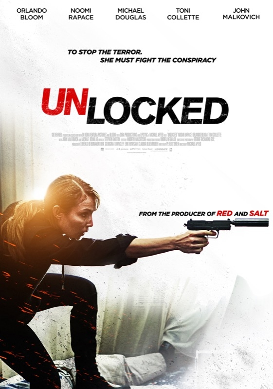 Unlocked poster, © 2016 Dutch FilmWorks