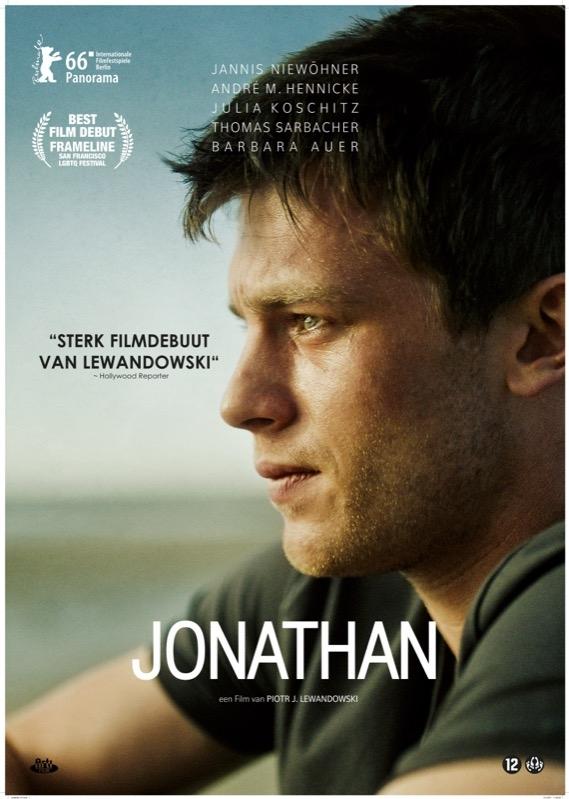 Jonathan poster, © 2016 Arti Film
