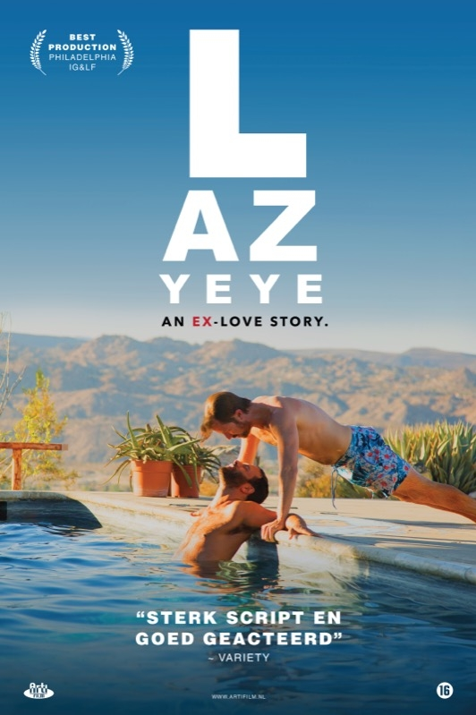 Lazy Eye poster, © 2016 Arti Film