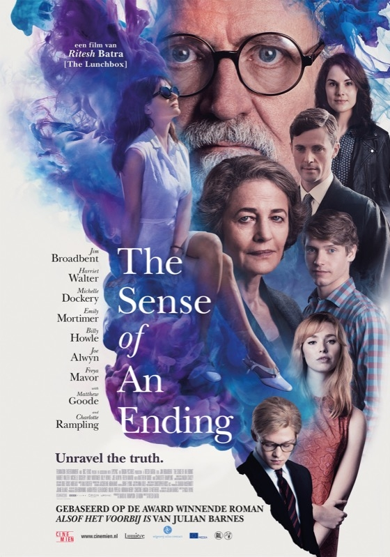 The Sense of an Ending poster, © 2016 Cinemien