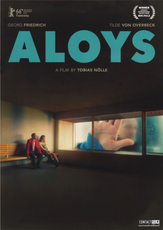 Aloys poster, © 2016 Contact Film