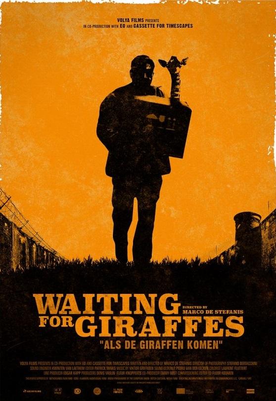 Waiting for Giraffes poster, copyright in handen van productiestudio en/of distributeur