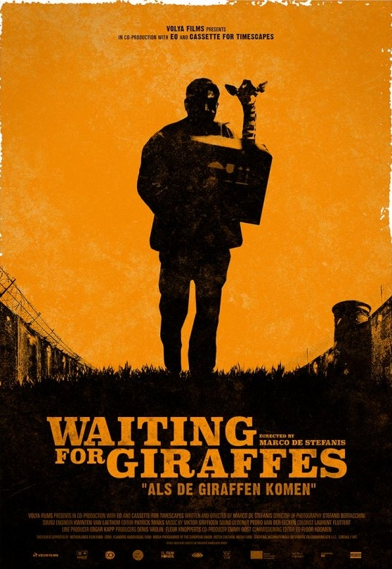 Waiting for Giraffes poster, copyright in handen van productiestudio en/of distributeur