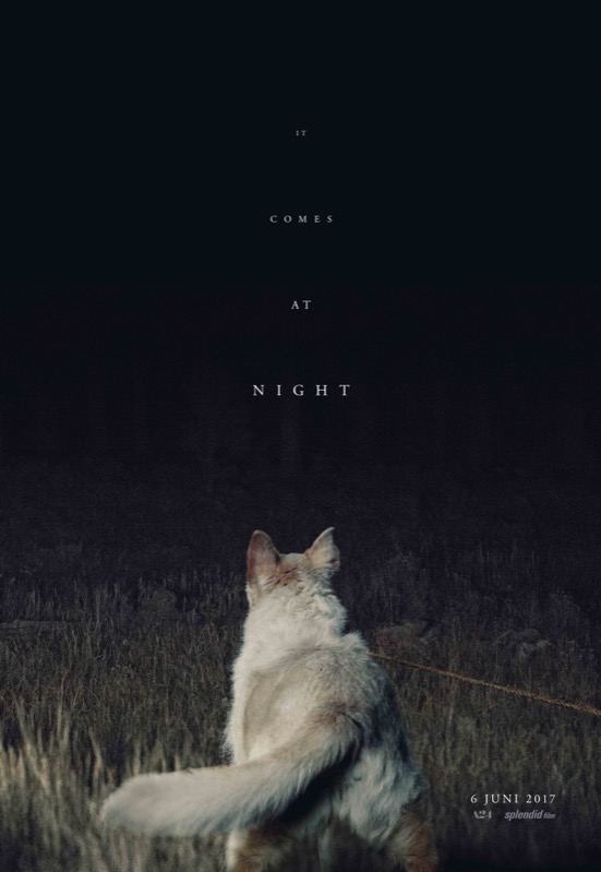 It Comes at Night poster, © 2017 Splendid Film