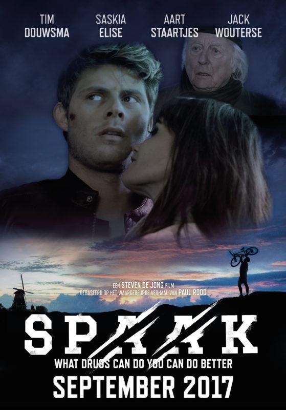 Spaak poster, © 2017 Keystone Benelux