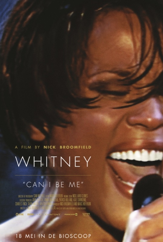 Whitney: Can I Be Me poster, © 2017 Periscoop