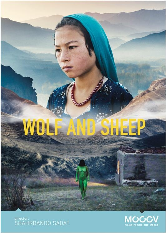 Wolf and Sheep poster, © 2016 MOOOV Film Distribution