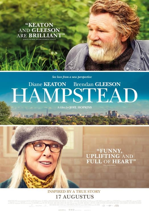 Hampstead poster, © 2017 Splendid Film