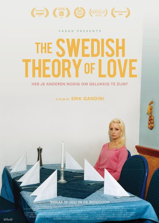 The Swedish Theory of Love poster, © 2015 Cinema Delicatessen