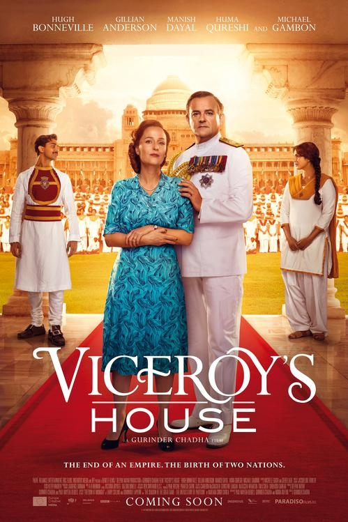 Viceroy's House poster, © 2017 Paradiso