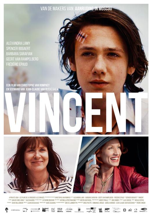 Vincent poster, © 2016 Paradiso